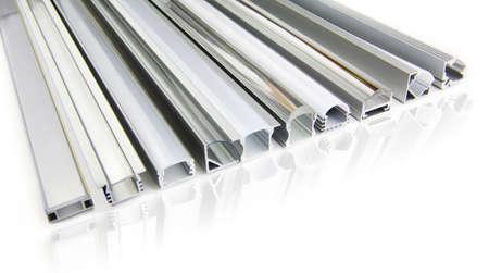 aluminium: Tab light aluminium profiles