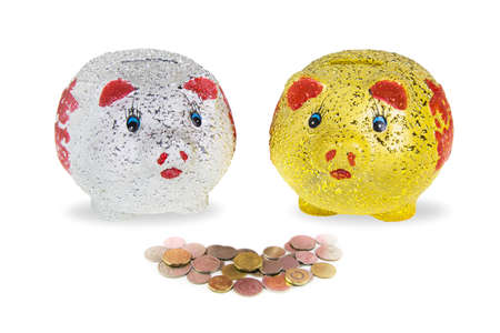 Piggy bank, Picky bank Stock Photo