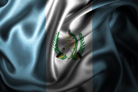 Flags of the world with silky satin texture. Digitally created. Stok Fotoğraf - 103992246