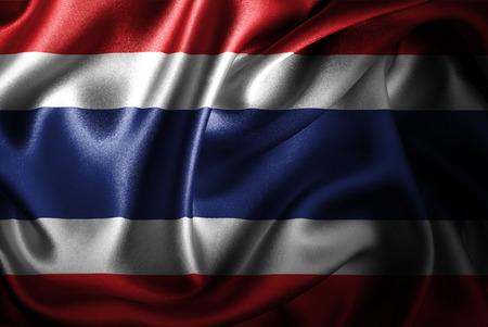 Flags of the world with silky satin texture. Digitally created. Stok Fotoğraf - 103992308