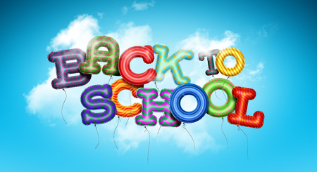 Back To School 3D Balloons