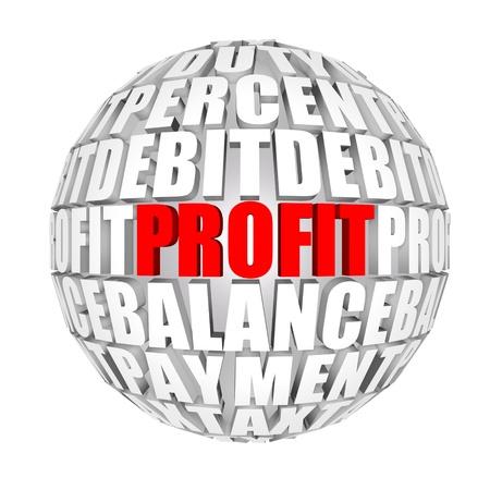 profit(0).jpg Foto de archivo