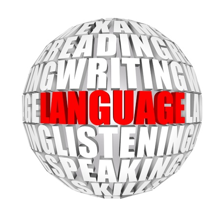 language(0).jpg Stock Photo - 9169681