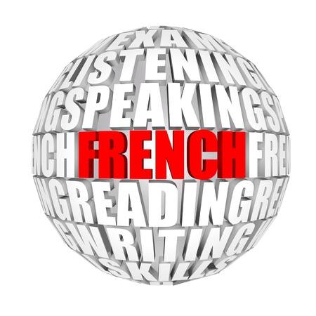latin language: french