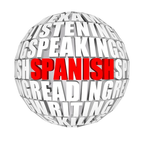 latin language: spanish
