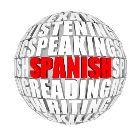university word: spanish