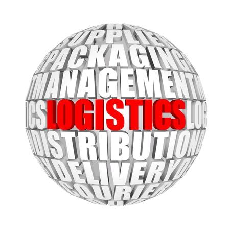 forwarder: logistics Stock Photo