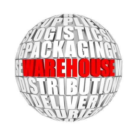 shipping supplies: warehouse
