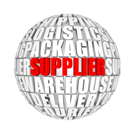 supplier Stock Photo - 9747375