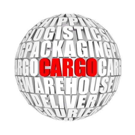 cargo Stock Photo - 9747378