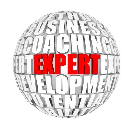 expert Stock Photo - 9747382