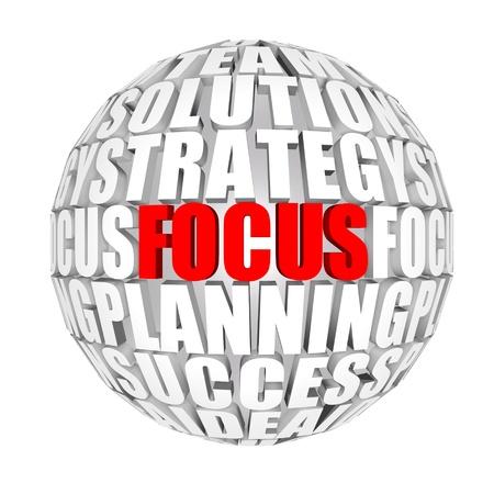 perseverance: focus