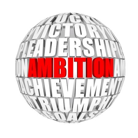 ambition: ambition