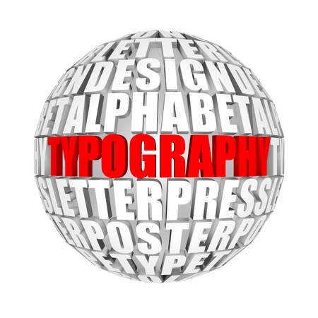 typography(5).jpg Stock Photo - 11041958