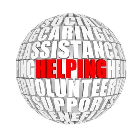 contribuire: aiutare