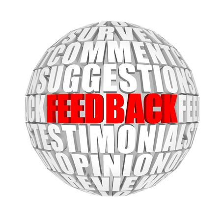 feedback Stock Photo - 11328097