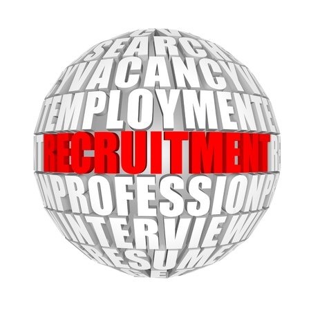 job recruitment: recruitment
