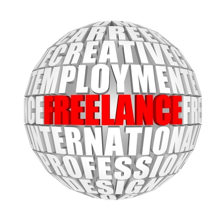 freelancer: freelance Stock Photo