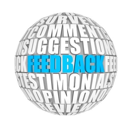 feedback Stock Photo - 12587876