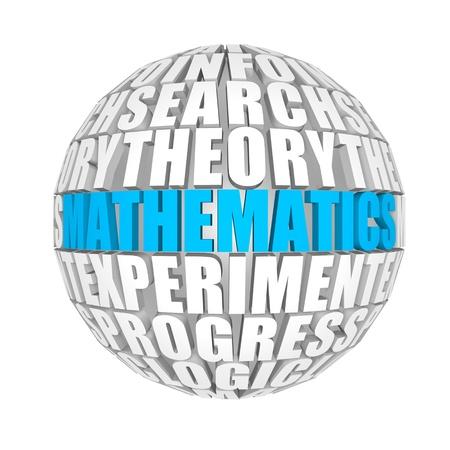 axiom: mathematics Stock Photo