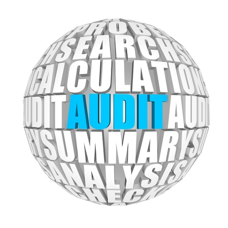 audit Stock Photo