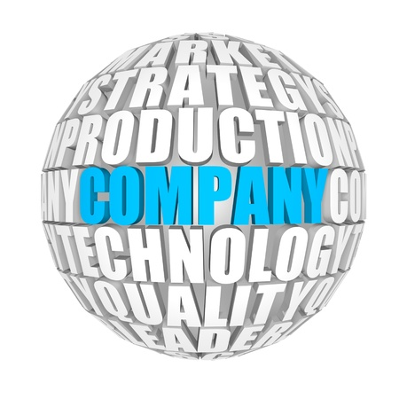 company Stock Photo - 12854786