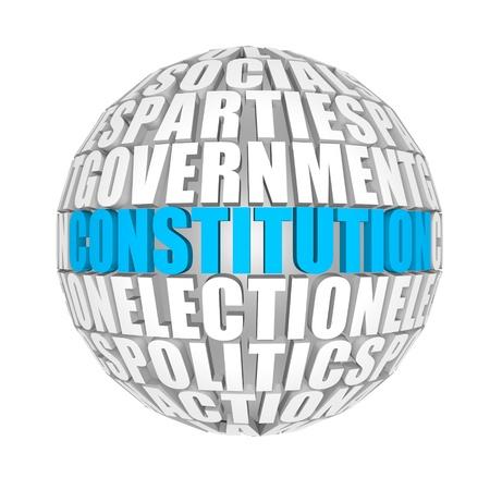 constitucion: constitución