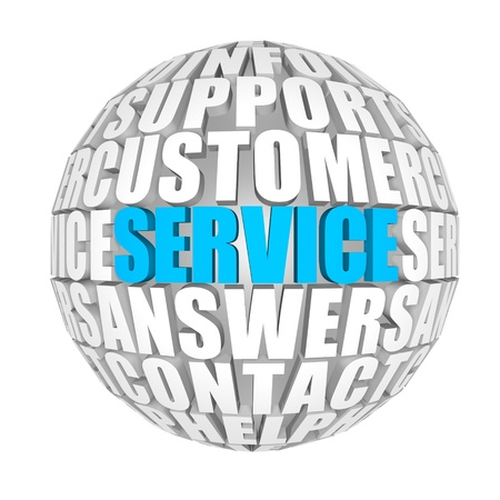 service Stock Photo - 12854795