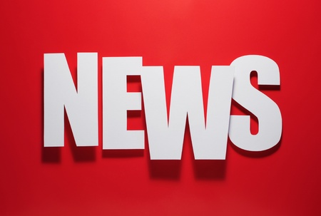 latest news: hot news Stock Photo