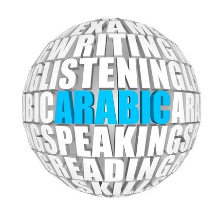 learning arabic: arabic