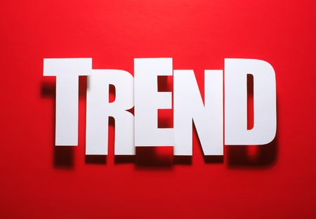 Red is always in trend Stock Photo - 13529708