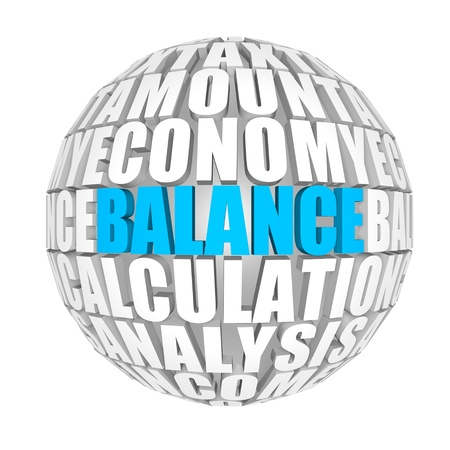 balance Stock Photo - 13582611