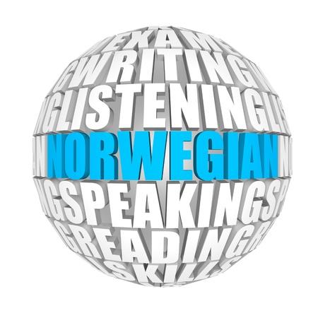 linguist: norwegian