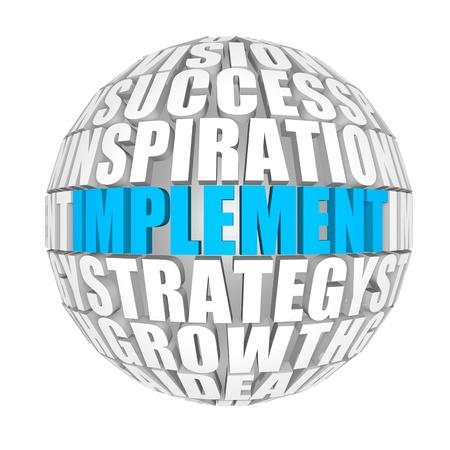 implement: implement