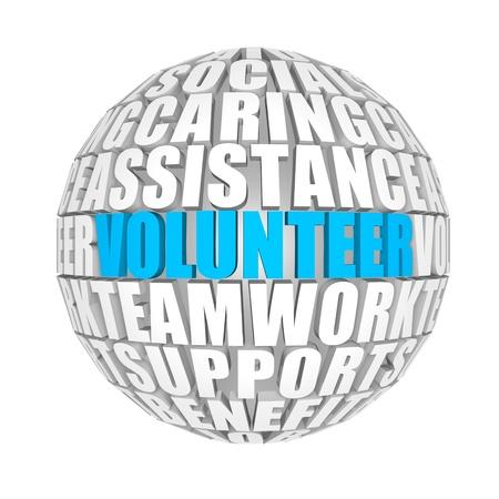 community service: volunteer