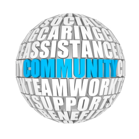 community group: comunidad
