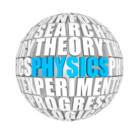 dogma: physics Stock Photo