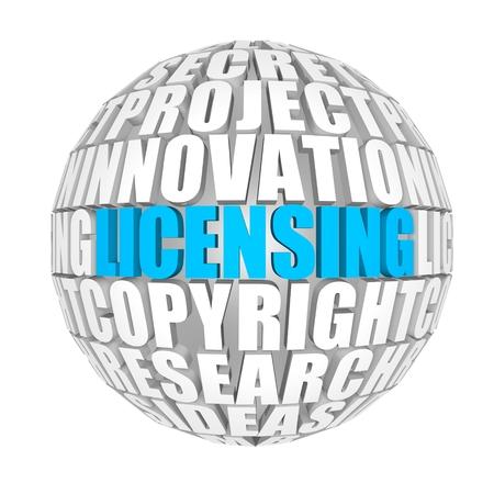 licensing: Licensing Stock Photo