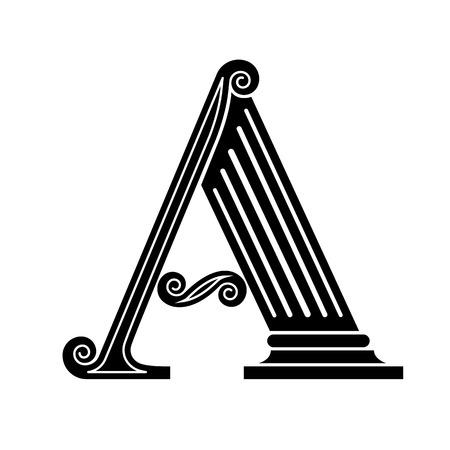greek alphabet: Times Old Roman.