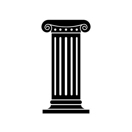arte greca: Carattere � composto nel classico stile vecchia.