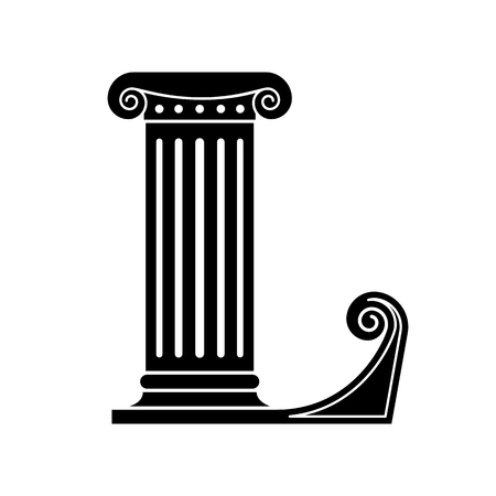 글꼴은 고전적인 옛 스타일에서 만든.