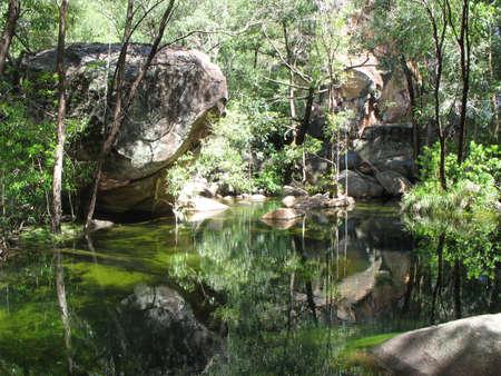 カカドゥ国立公園、オーストラリアのノーザン テリトリー