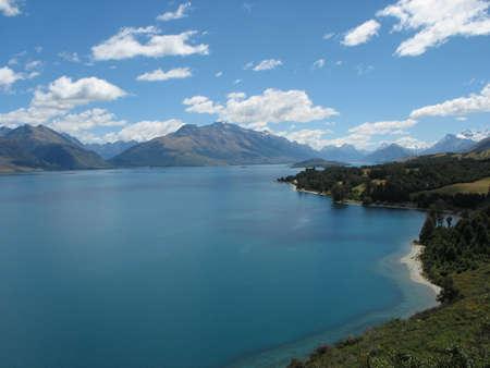 wakatipu: Lake Wakatipu, South Island, New Zealand