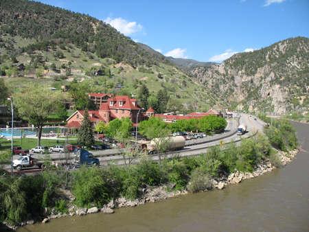 resortes: Glenwood Springs, Colorado, EE.UU.