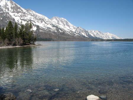 np: Grand Teton N.P., Wyoming, USA