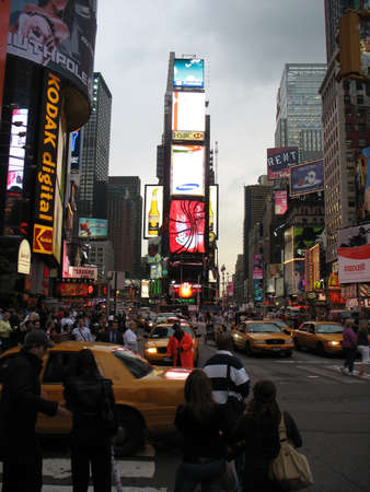 times square: Times Square, New York