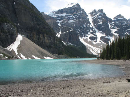 np: Moraine Lake, Banff N.P., Canada