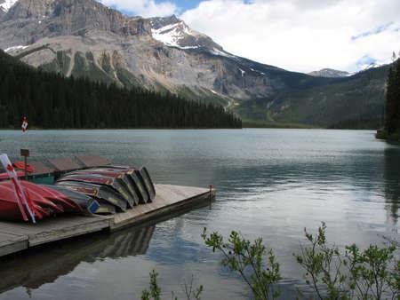 np: Emerald Lake, Yoho N.P., Canada