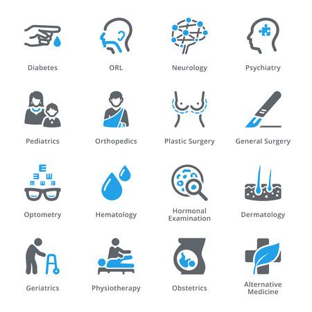 Medische specialismen Set 2 - Sympa Series