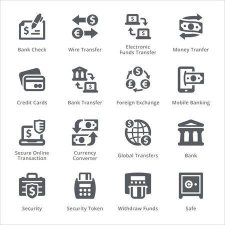 currency converter: Personal & Business Finance Icons Set 3 - Sympa Series